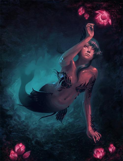 Cayah the Mermaid