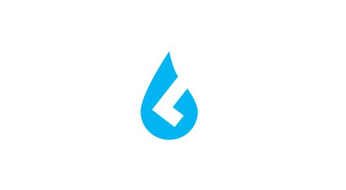 Graphic Lake Logo