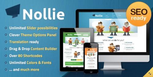 Nollie Premium WordPress Theme