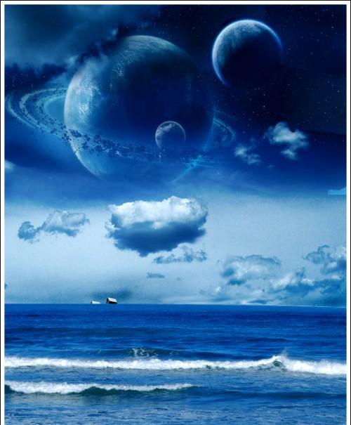 Space Photo Manipulation
