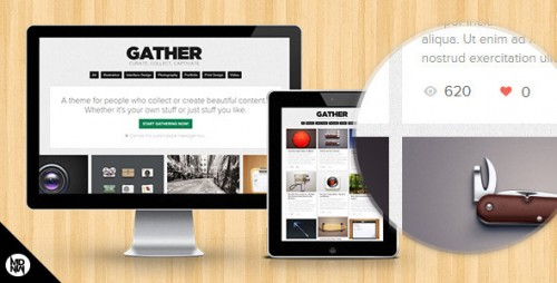 Gather: For Collectors & Creators