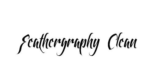 Feathergraphy Clean
