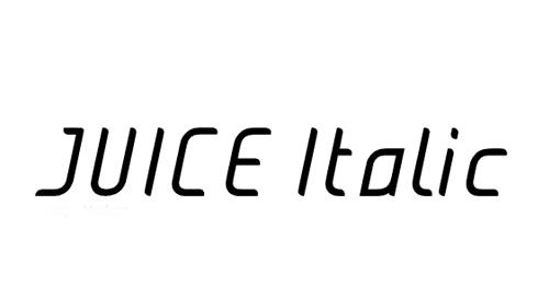 JUICE Italic