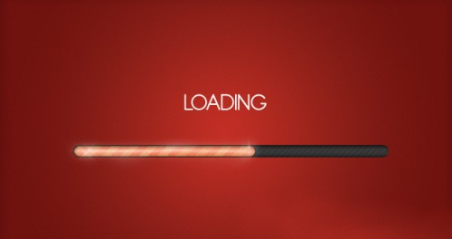 Loading Bar - PSD