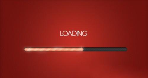 Loading Bar - PSD
