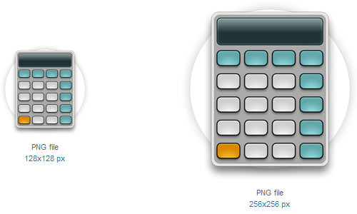 19 Free Calculator Icons