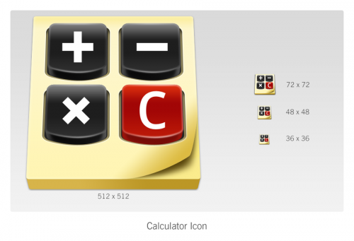 Amazing Calculator Icon