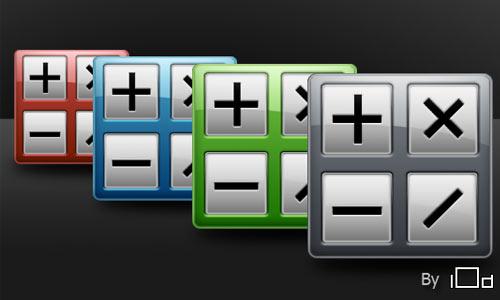 Calc Icons