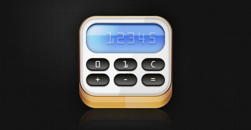 Calculator Icon for Download