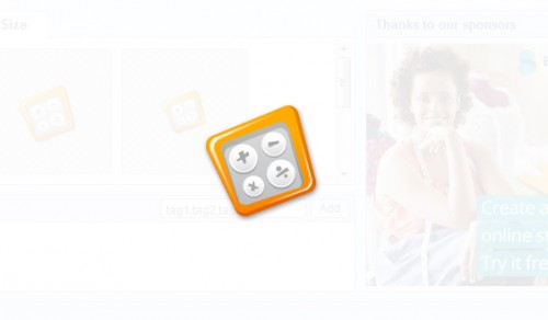 Calculator Icon for Free