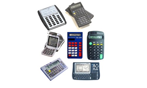 Calculators png Icons