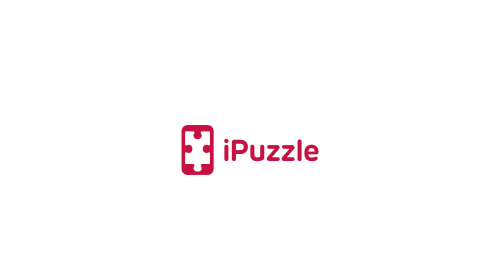 iPuzzle Logo Design