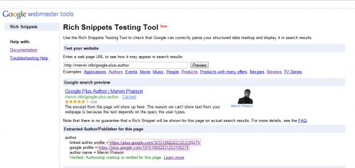 WP Google Authorship