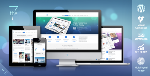 The7 - Responsive WordPress Theme