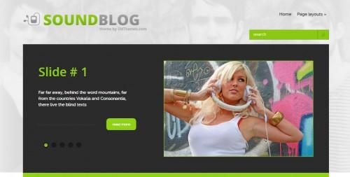 SoundBlog