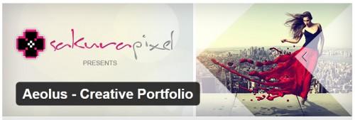 Aeolus - Creative Portfolio