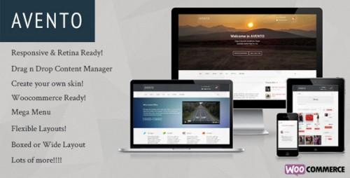 Avento - Multipurpose Business WP Theme