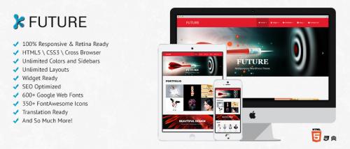 Future – Premium WordPress Theme