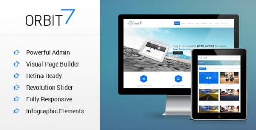 Orbit7 - Premium Multipurpose WP Theme
