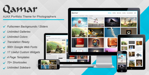 Qamar-AJAX-Portfolio-WP-Theme-for-Photographers-500x254