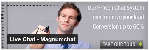 Live Chat - Magnumchat