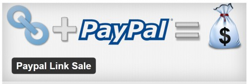 Paypal Link Sale