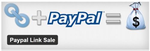 Paypal Link Sale