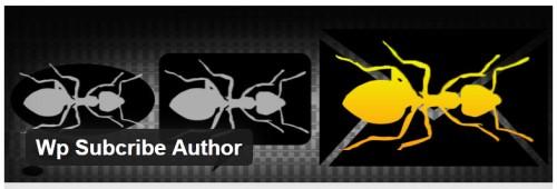 WP Subcribe Author