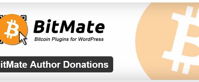 BitMate Author Donations