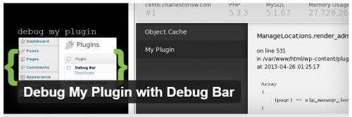 Debug My Plugin with Debug Bar