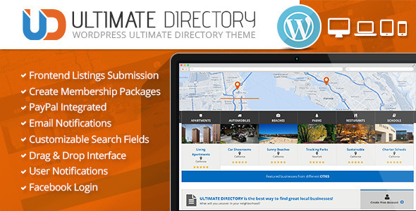 A Mini List of Premium Classified Themes for WordPress - WPJournals