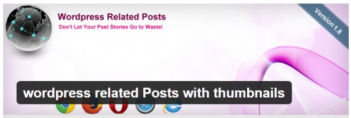 WordPress Related Posts with Thumbnails