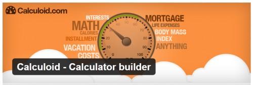 Calculoid - Calculator Builder