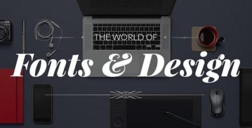 Fonto - Typography Portfolio, WooCommerce Theme