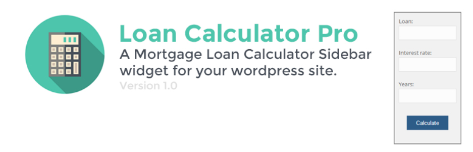 wordpress free calculator widgets