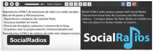 SocialRadios