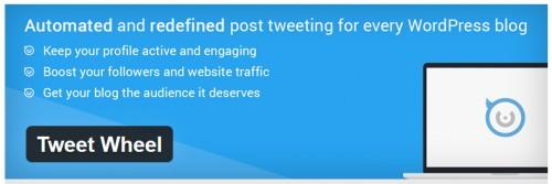 Tweet Wheel