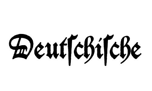 Deutschische