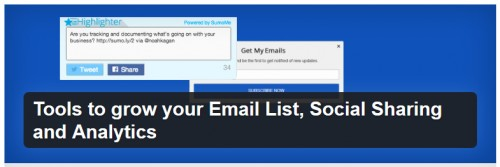 Tools To Grow Your Email List