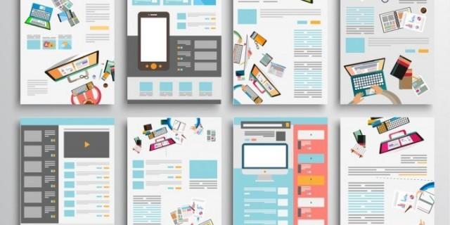 Template Design Trends in 2015