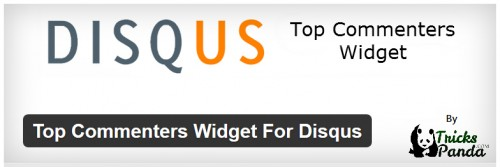 Top Commenters Widget For Disqus
