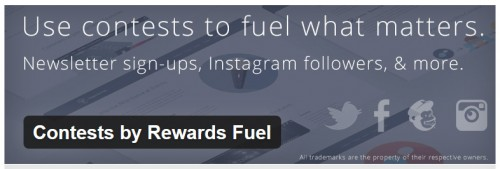 Contests by Rewards Fuel