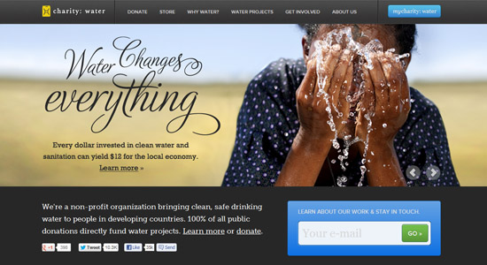 Designing An Effective Charity Website