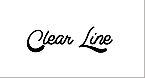 Clear Line Font