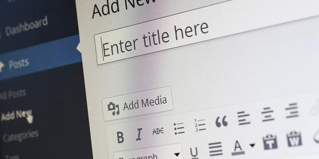 Steps to Optimizing Your WordPress Blog Posts