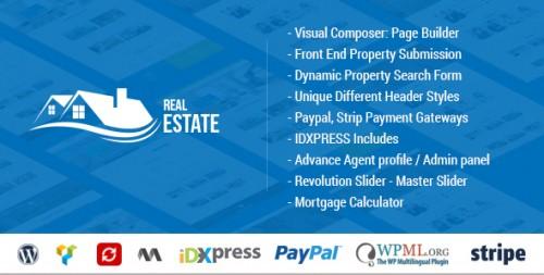 Real Estate WP