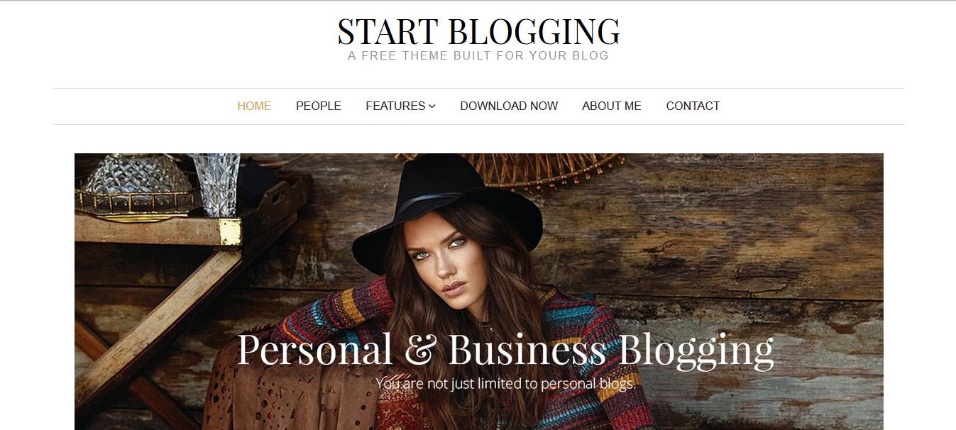 Powerful Free WordPress Themes