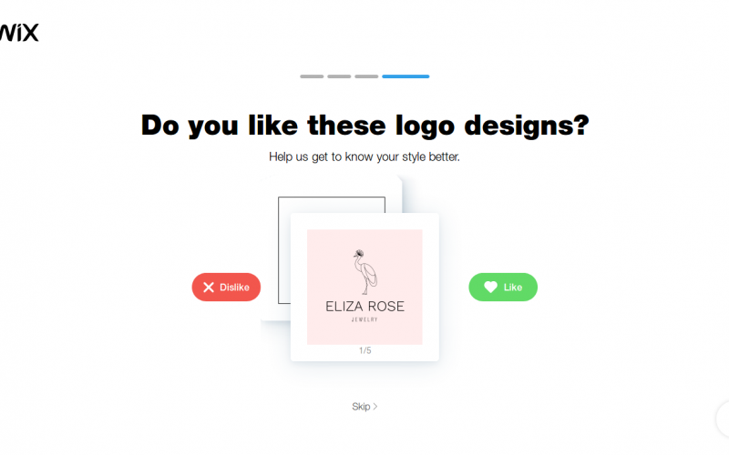Create A Professional Logo Easily With Wix Maker